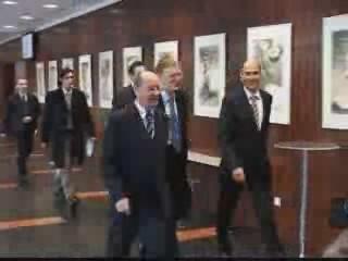 Slovenian government visits Posthuman