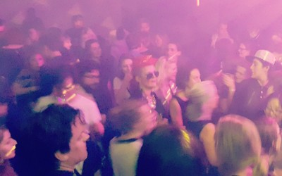Great festivals bring about great afterparties. Fun last night at #neunow14 in #glasgow